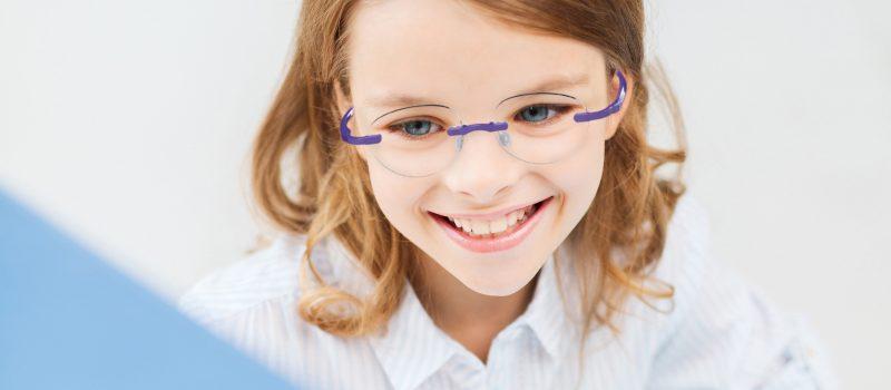 Occhiali da vista per bambini, come scegliere quelli giusti