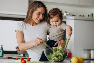 Educazione alimentare: come insegnare ai bambini a mangiare in modo sano