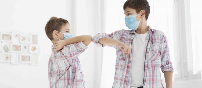Covid-19 nei bambini, i risultati dello studio britannico: minimi i rischi