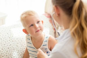Mononucleosi nei bambini, sintomi e cura